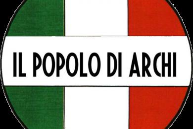 Palestra comunale di Archi, manifestazione di Popolo!